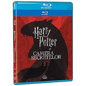 Harry Potter si camera secretelor / Harry Potter and the Chamber of Secrets (Blu-Ray Disc)   Chris Columbus imagine