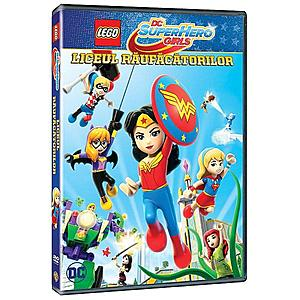 Lego DC Super Hero Girls: Liceul Raufacatorilor / Lego DC Super Hero Girls: Super-Villain High   Elsa Garagarza imagine