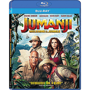 Jumanji: Aventura in jungla (Blu Ray Disc) / Jumanji: Welcome to The Jungle | Jake Kasdan imagine