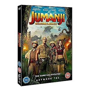 Jumanji: Aventura in jungla / Jumanji: Welcome to The Jungle | Jake Kasdan imagine