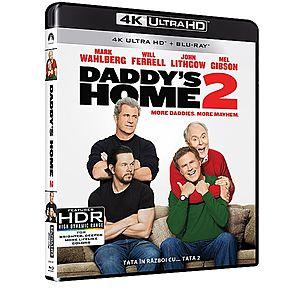 Tata in razboi cu... tata 2 (Blu Ray Disc) UHD / Daddy's Home 2   Sean Anders imagine