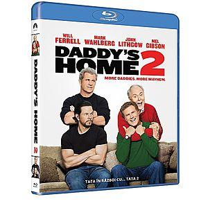 Tata in razboi cu... tata 2 (Blu Ray Disc) / Daddy's Home 2   Sean Anders imagine