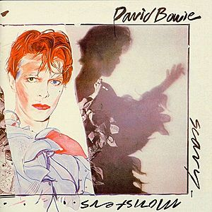 Scary Monsters | David Bowie imagine
