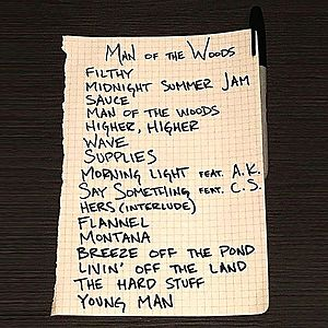 Man of The Woods | Justin Timberlake imagine