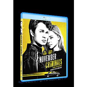 Crimele din Noiembrie (Blu Ray Disc) / November Criminals | Sacha Gervasi imagine