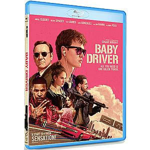 Baby Driver (Blu Ray Disc) / Baby Driver   Edgar Wright imagine