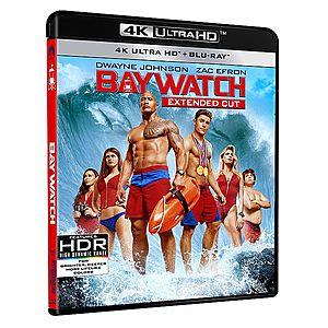 Baywatch UHD + (Blu Ray Disc) / Baywatch   Seth Gordon imagine