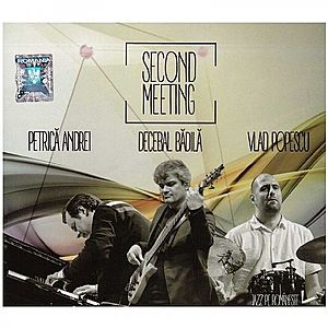 Second meeting - Jazz pe romaneste   Petrica Andrei, Decebal Badila, Vlad Popescu imagine