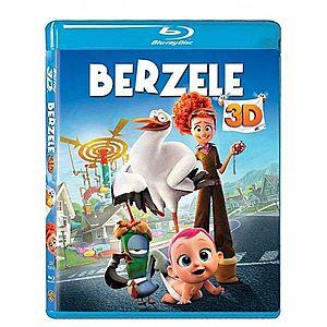 Berzele 2D+3D (Blu Ray Disc) / Storks | Doug Sweetland, Nicholas Stoller imagine