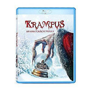 Krampus - Spaima Craciunului (Blu Ray Disc) / Krampus | Michael Dougherty imagine