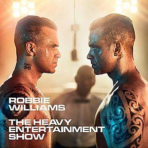 The Heavy Entertainment Show | Robbie Williams imagine