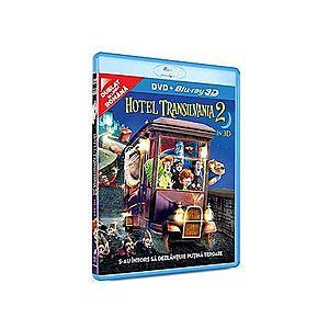 Hotel Transilvania 2 DVD+3D (Blu Ray Disc) / Hotel Transylvania 2   Genndy Tartakovsky imagine