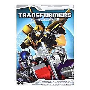 Transformers Prime - Sezon 1 - Disc 5 / Transformers Prime - Season 1 - Disc 5 | David Hartman, Shaunt Nigoghossian imagine