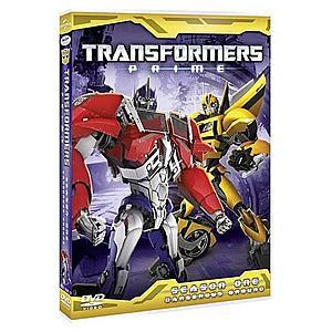 Transformers Prime - Sezon 1 - Disc 2 / Transformers Prime - Season 1 - Disc 2 | David Hartman, Shaunt Nigoghossian imagine
