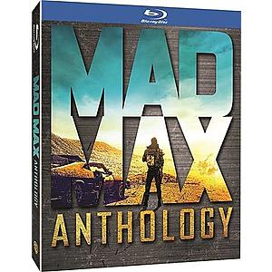 Antologia Mad Max (Blu Ray Disc) / Mad Max Anthology | George Miller imagine