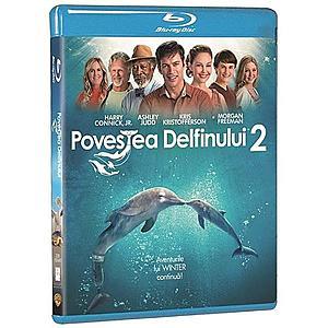 Povestea delfinului 2 (Blu Ray Disc) / Dolphin Tale 2   Charles Martin Smith imagine