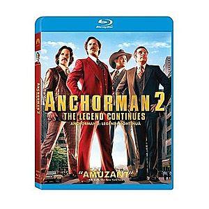 Anchorman 2 - Legenda continua (Blu Ray Disc) / Anchorman 2 - The Legend Continues   Adam McKay imagine