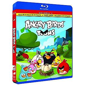 Angry Birds Toons vol. 1 (Blu Ray Disc) / Angry Birds Toons vol. 1 | Kim Helminen imagine