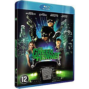 The Green Hornet: Viespea verde (Blu Ray Disc) / The Green Hornet | Michel Gondry imagine