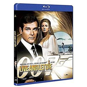 Pe cine nu lasi sa moara (Blu Ray Disc) / Live and Let Die | Guy Hamilton imagine