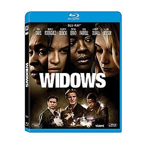 Vaduve / Widows (Blu-Ray Disc) | Steve McQueen imagine