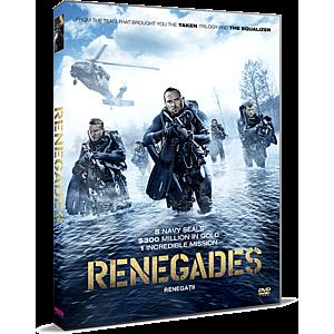 Renegatii / Renegades | Steven Quale imagine
