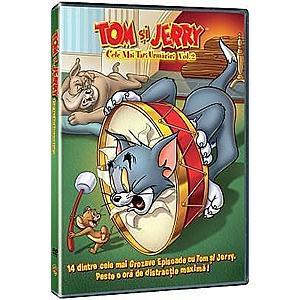 Tom si Jerry cele mai tari urmariri Vol. 2 / Tom and Jerry Greatest Chases   Joseph Barbera, William Hanna imagine