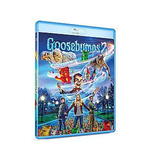 Iti facem parul maciuca! 2 / Goosebumps 2 (Blu-Ray Disc) | Ari Sandel imagine
