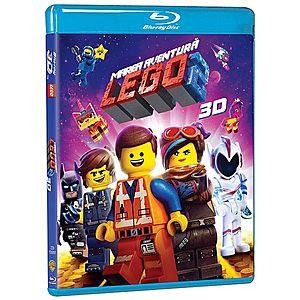 Marea aventura lego 2 / The Lego Movie 2 (Blu-Ray Disc 3D)   Mike Mitchell, Trisha Gum imagine