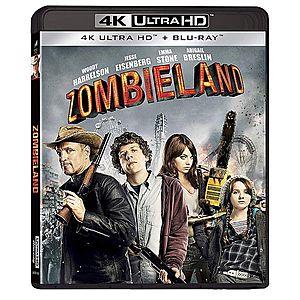 Bun venit in Zombieland (4K Ultra HD + Blu-ray) / Zombieland   Ruben Fleischer imagine