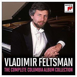 Vladimir Feltsman: The Complete Columbia Album Collection | Vladimir Feltsman imagine