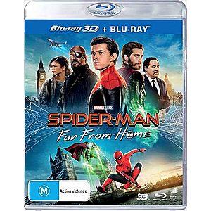 Omul-Paianjen: Departe de casa / Spider-Man: Far from Home - (Blu-ray 3D + Blu-ray 2D) | Jon Watts imagine