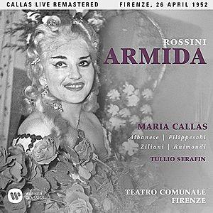 Rossini: Armida | Tullio Serafin Maria Callas imagine
