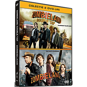 Bun venit in Zombieland + Zombieland: Runda dubla / Zombieland + Zombieland: Double Tap (colectie 2 filme)   Ruben Fleischer imagine