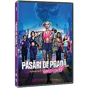 Pasari de Prada si Fantastica Harley Quinn / Birds of Prey: And the Fantabulous Emancipation of One Harley Quinn   Cathy Yan imagine