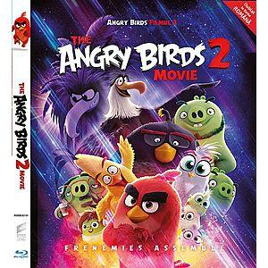 Angry Birds filmul 2 / The Angry Birds Movie 2 (Blu Ray Disc)   Thurop Van Orman, John Rice imagine