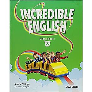 INCREDIBLE ENGLISH 3 CLB- REDUCERE 50% imagine