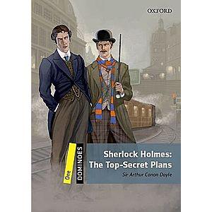 Dominoes 1 Sherlock Holmes: The Top-Secret Plans imagine