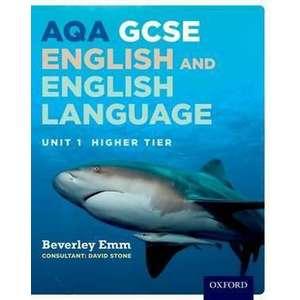 AQA GCSE English and English Language Unit 1 Higher Tier imagine