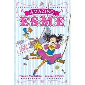 Amazing Esme and the Sweetshop Circus imagine