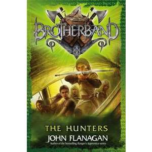 The Hunters (Brotherband Book 3) imagine