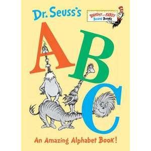 Dr. Seuss's ABC imagine
