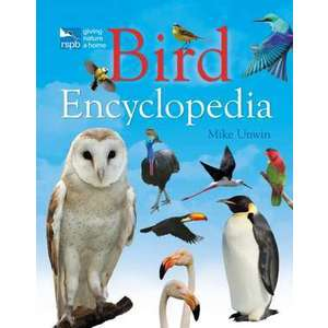 RSPB Bird Encyclopedia imagine