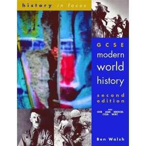 GCSE Modern World History imagine
