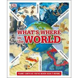 What's Where in the World imagine