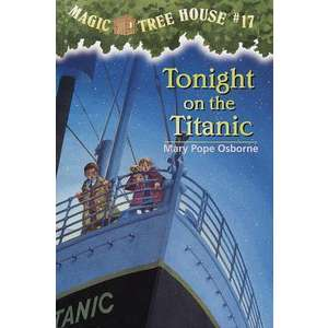 Tonight on the Titanic imagine