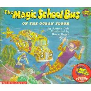 The Magic School Bus on the Ocean Floor imagine