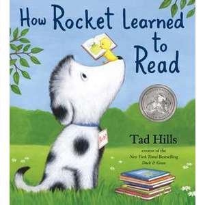 How Rocket Learned to Read imagine
