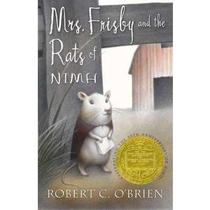 Mrs. Frisby and the Rats of NIMH imagine