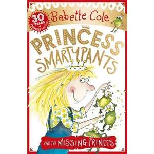 Princess Smartypants and the Missing Princes imagine